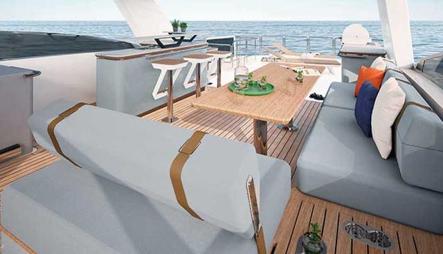 CLB 88 /01 Charter Yacht - 2