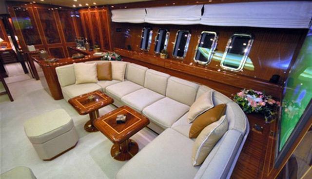 Angelina Charter Yacht - 6