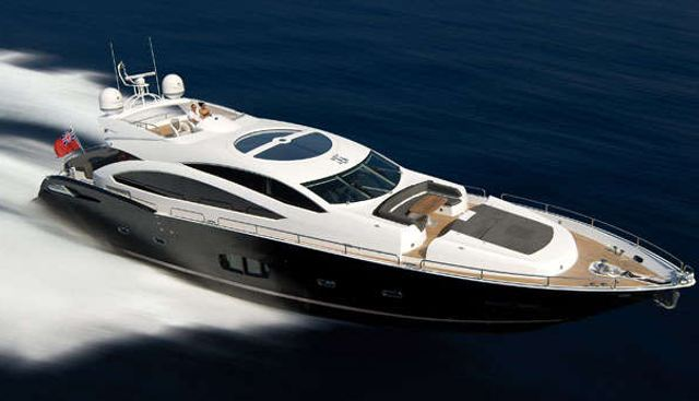 Black Diamond Charter Yacht