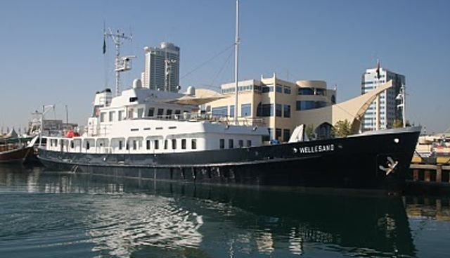 Wellesand Charter Yacht