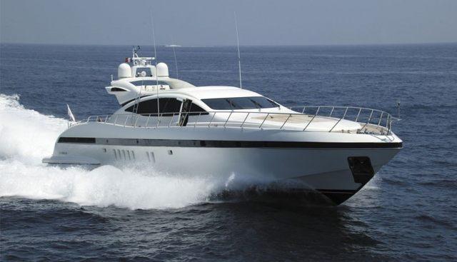 Melody Nelson Charter Yacht