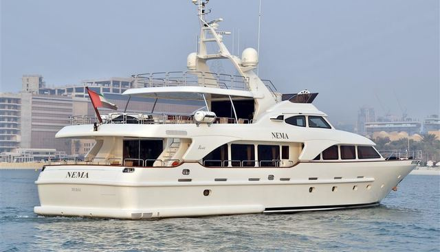 Nema Charter Yacht - 8