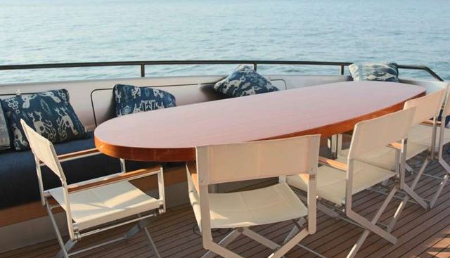 Adastra Charter Yacht - 4