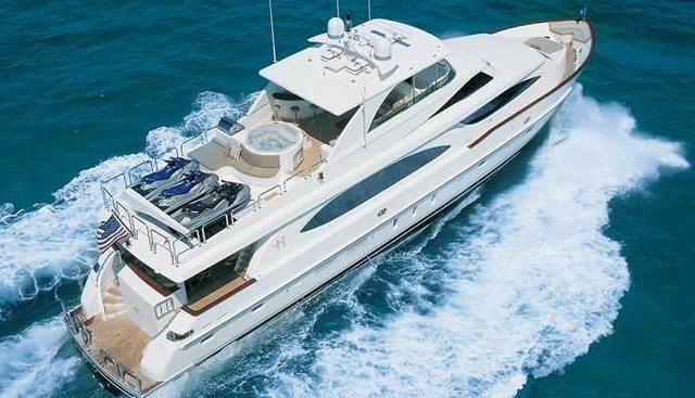 Camelot Charter Yacht - 2