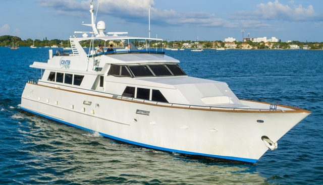Center Ring Charter Yacht