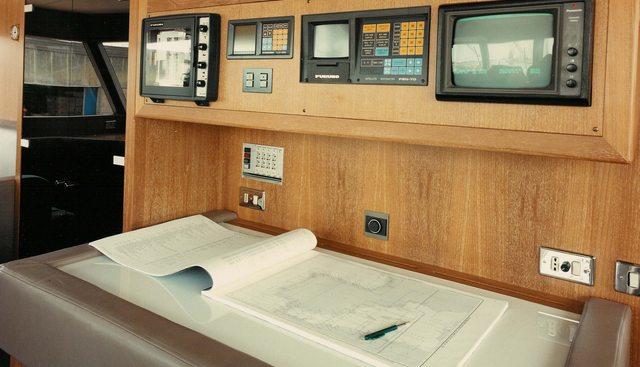 Allegra Charter Yacht - 5