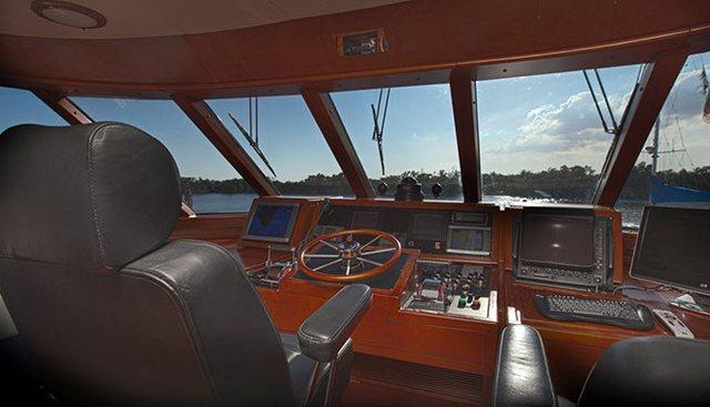 Elizabeth Charter Yacht - 2