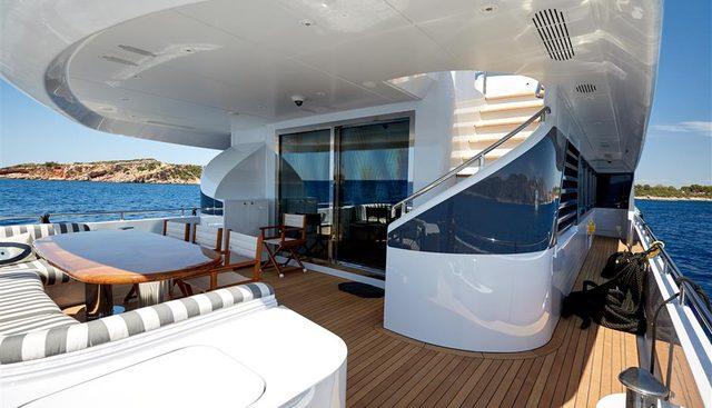 Alma Charter Yacht - 4