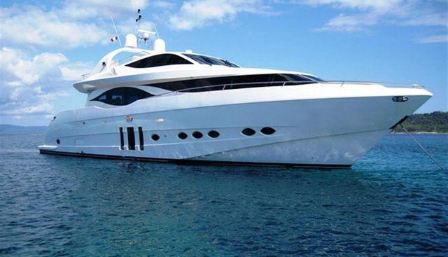 My Mia Charter Yacht