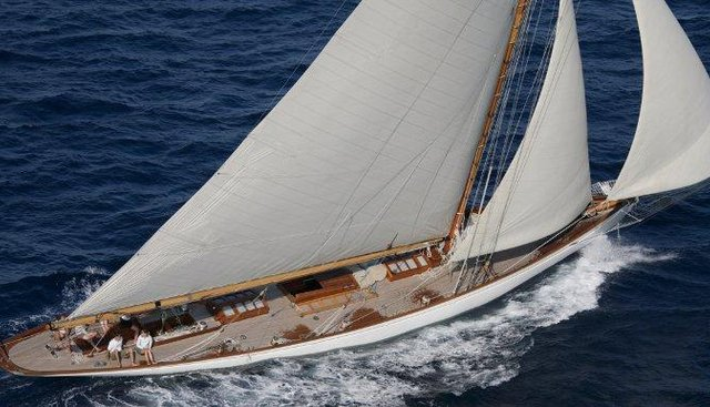 Moonbeam of Fife III Charter Yacht