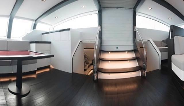 Nomad IV Charter Yacht - 4