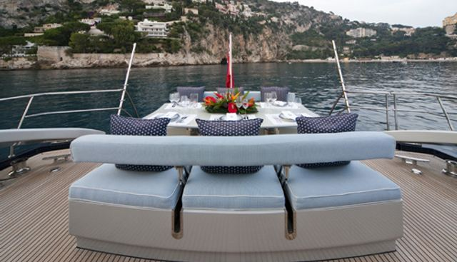 Irina Esc Charter Yacht - 8