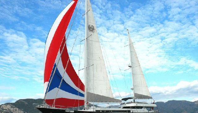 Suheyla Charter Yacht