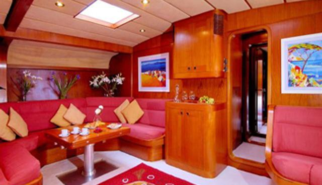 Midnight Sun of London Charter Yacht - 6