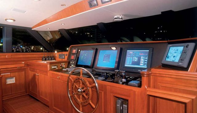 Cassiopeia Charter Yacht - 5