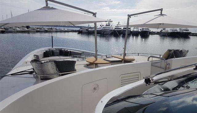 Awol Charter Yacht - 2