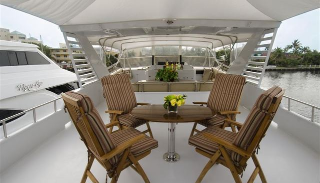Intrigue Charter Yacht - 8
