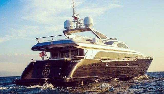 Harun Charter Yacht - 4