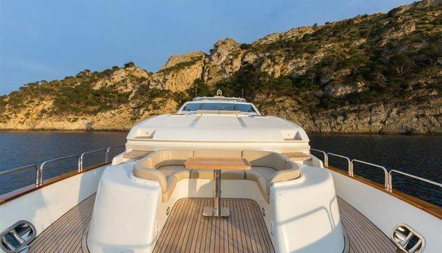 Madness Charter Yacht - 2