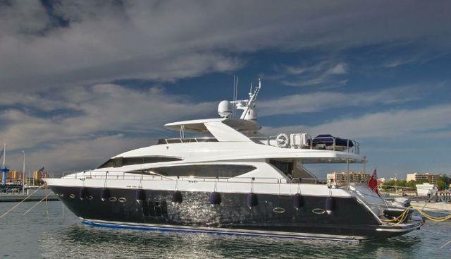 Maestro Of Gibraltar Charter Yacht - 6