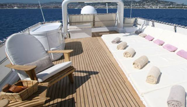 Sea Lady II Charter Yacht - 2