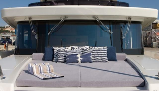 Rosey Charter Yacht - 6