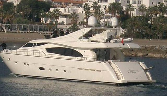 Alameda III Charter Yacht - 2
