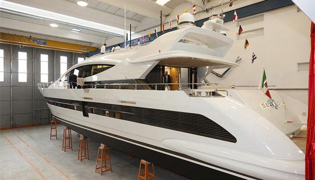 Cerri 102/05 Charter Yacht - 2