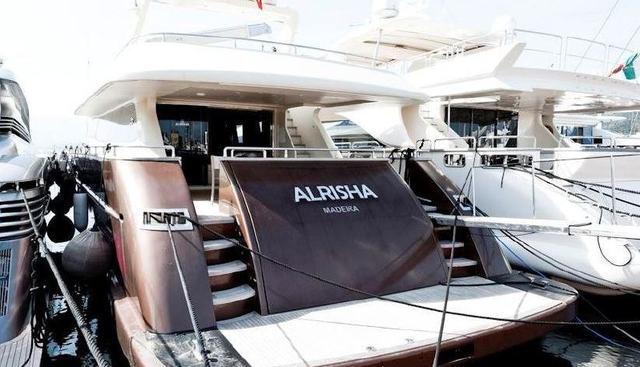 Alrisha Charter Yacht - 3
