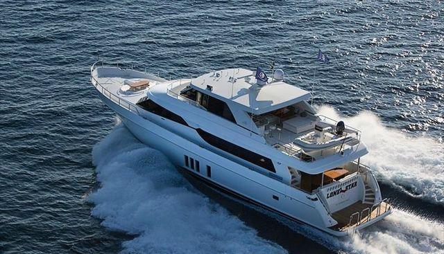Lone Star Charter Yacht