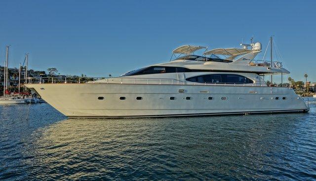 Sea Hawk Charter Yacht