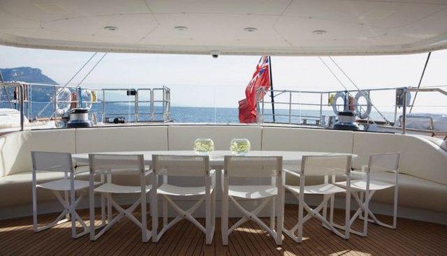 Panthalassa Charter Yacht - 5