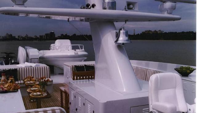 Fine Print Charter Yacht - 4