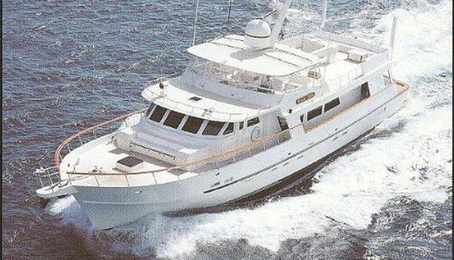 Dozer II Charter Yacht - 2