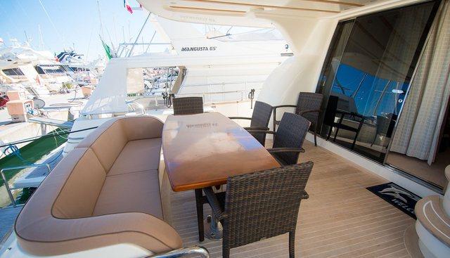 Ocean Odyssey Charter Yacht - 4