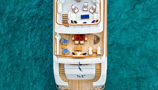 M4 Charter Yacht - 5