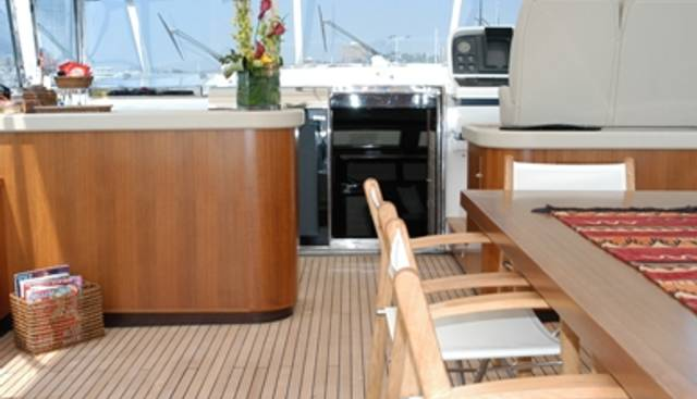Equilibrium Charter Yacht - 5