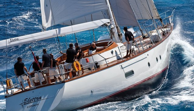 Elettra Charter Yacht - 3