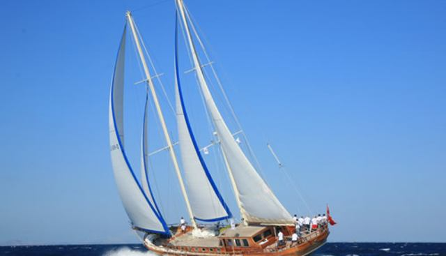 Kaya Guneri III Charter Yacht - 4