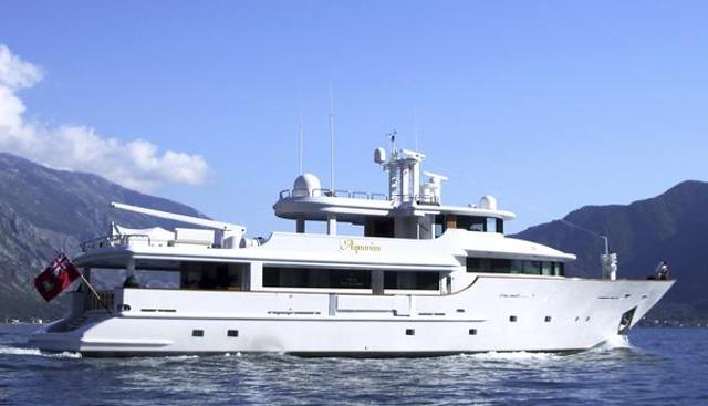Aquarius IV Charter Yacht - 3