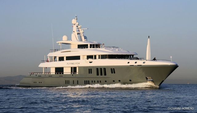 Dytan Charter Yacht