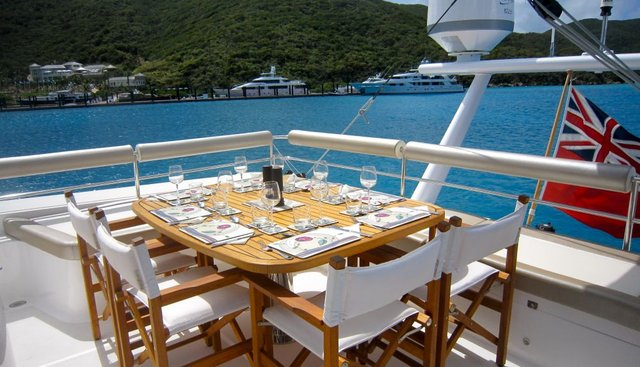 Cattitude Charter Yacht - 3