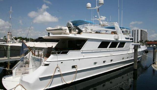 Just Faith Charter Yacht - 5
