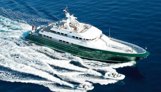 Dorothea III Charter Yacht