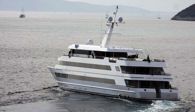 Caspian Star Charter Yacht - 4