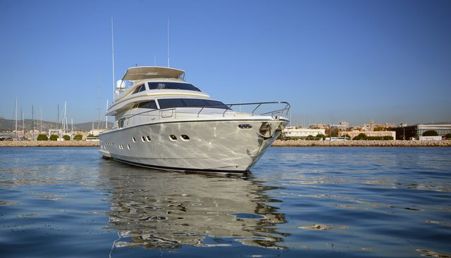 Piacere Charter Yacht - 2
