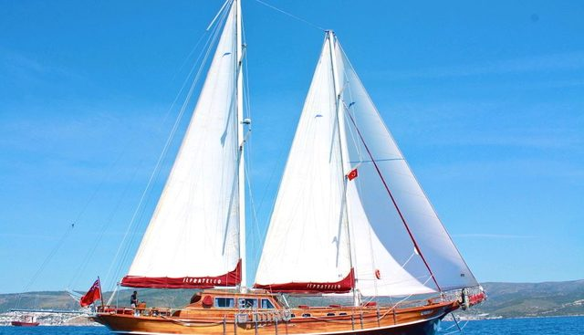 IL FRATELLO Charter Yacht