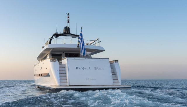 Project Steel Charter Yacht - 5