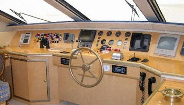 Salamandra Charter Yacht - 5