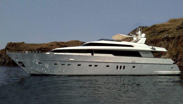 Gualicio Charter Yacht